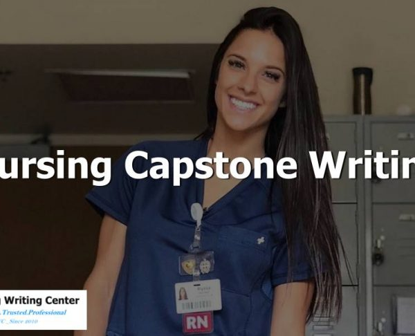 Nursing Capstone Writing