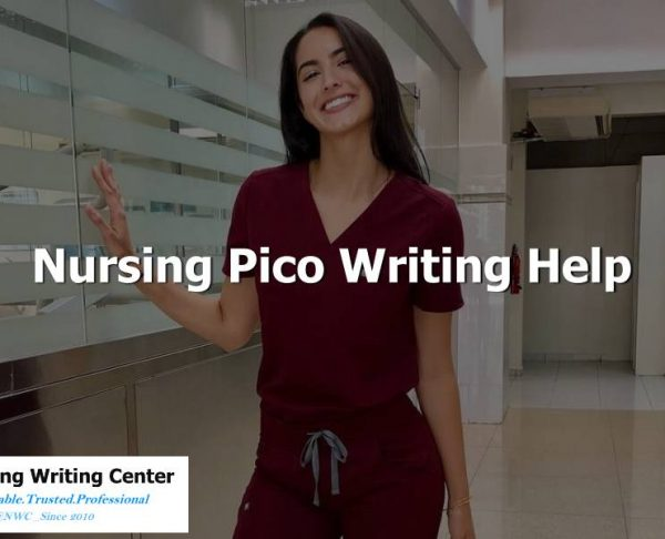 Nursing Pico Writing Help