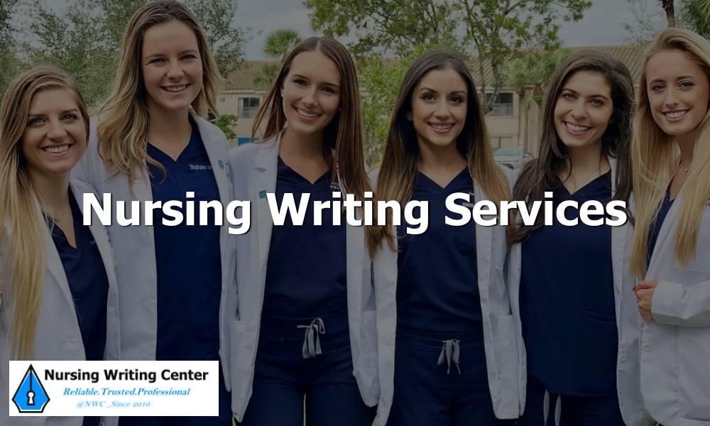 Professional Nursing Writing Services Online