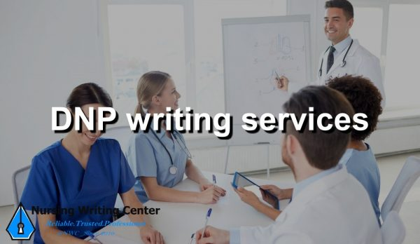 DNP writing services