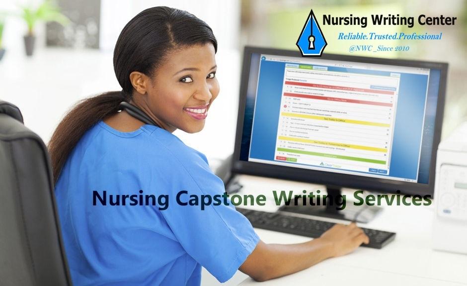 Nursing Capstone Writing Services